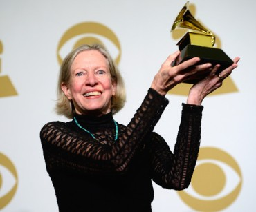 Judith Sherman 57th Grammy 2016