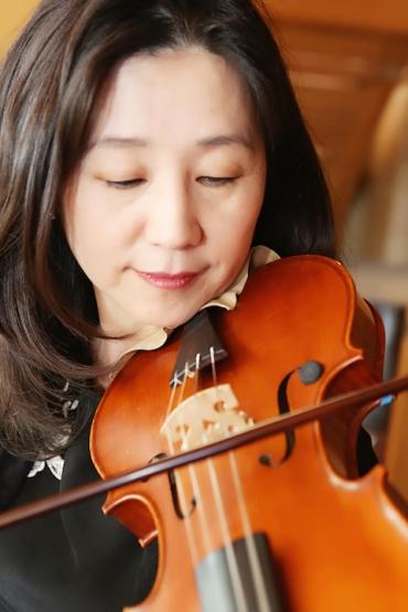 Kangwon Kim close up