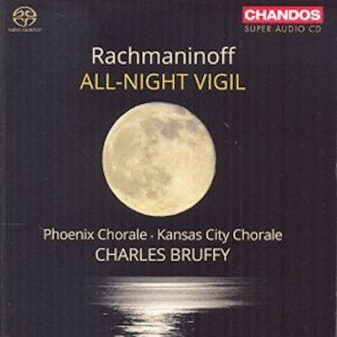 Rachmaninoff All-Night Vigil Grammy 2016