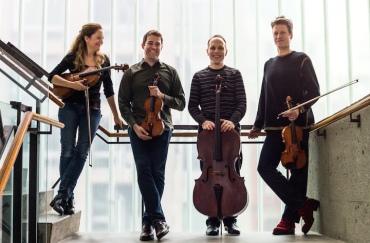 St.Lawrence String Quartet 2016 2 BIG USE