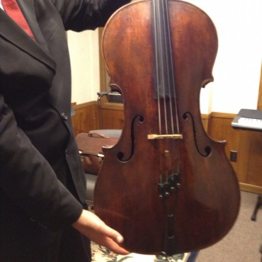 Casals cello