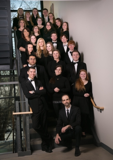 Edgewood College Chamber Singers