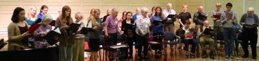 Intergeneration Choir