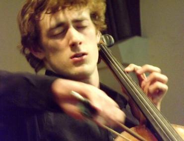 Kyle Price cellist