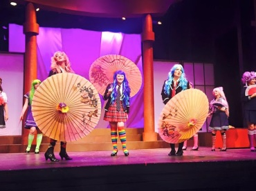 Madison Savoyards The Mikado 2015