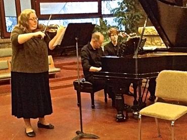 Mosaic Schubert Laura Burns and Jess Salek CR John W. Barker