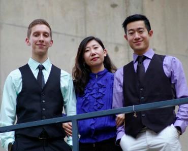 Perlman Piano Trio 2016