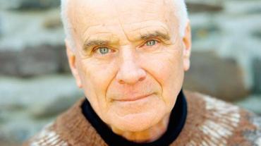 Peter Maxwell Davies full face
