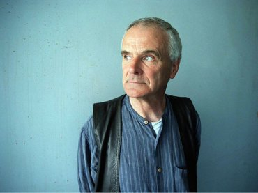 Peter Maxwell Davies mid-rage