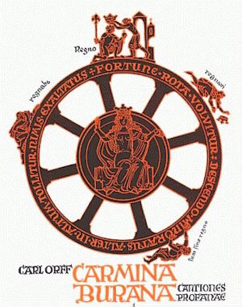 Carmina Burana Fortuna Wheel