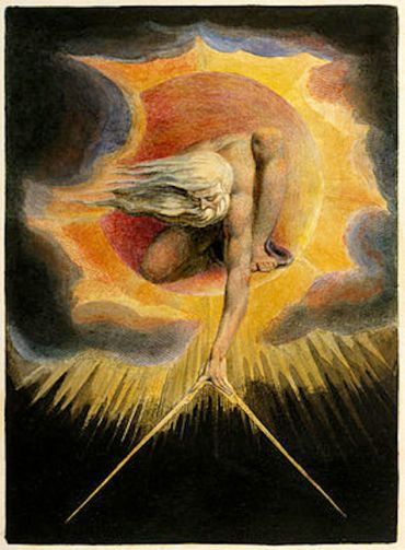 Creation and God William Blake