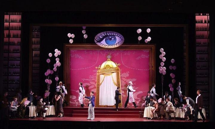 Opera In Park Saturday Night Barcarolle >> Classical Music Jacques Offenbach S Fantastical Masterpiece The