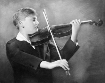 yehudi menuhin young underwood archives