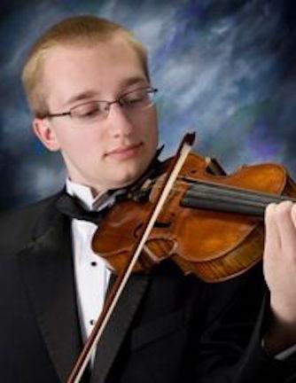 Alexander Ayers violin