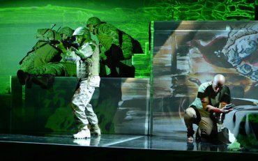 fallujah iraq opera Keith Ian Polakoff Long Beach Opera