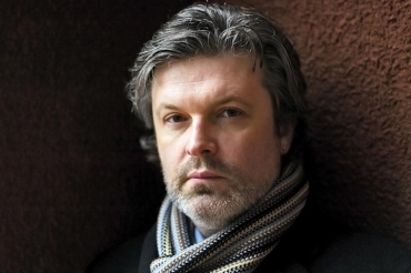 James MacMillan headshot