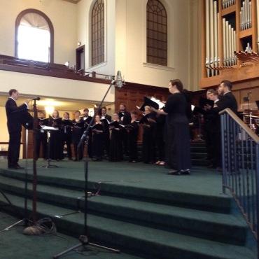 Madison Chamber Choir JWB