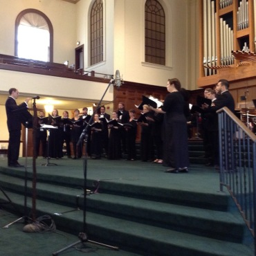 Madison Chamber Choir JWB