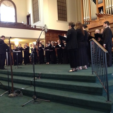 Madison Choral Project JWB