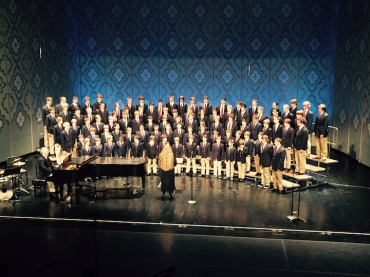 Madison Youth Choirs Boychoir Spring Concert - Joanie Crump