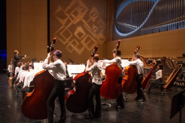 WYSO 50th strings and Overture Hall