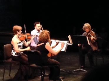 BDDS 2016 Mozart Flute Quartet Margaret Barker