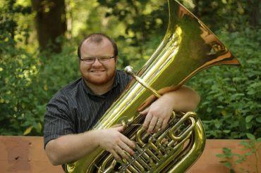 Josh Biere tuba MSO