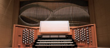Overture Organ close up CRE ZaneWilliams