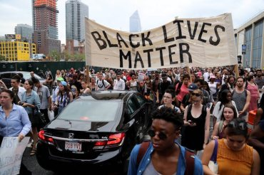 Black Lives Matter Dallas
