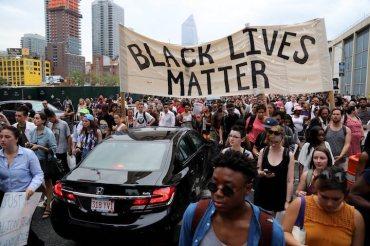 Black Lives Matter Dallas