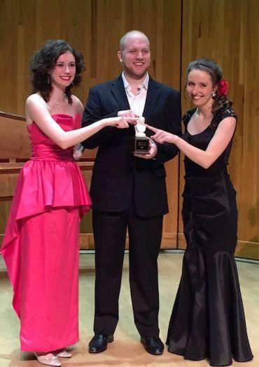 Handel Aria winners 2016
