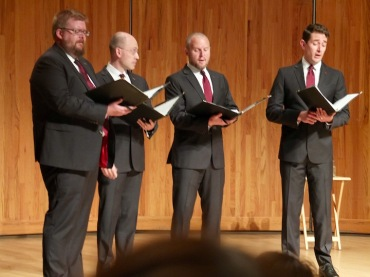 New York Polyphony MEMF 2016