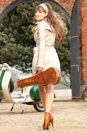 NIcola Benedetti PIcture:- Decca/Simon Fowler
