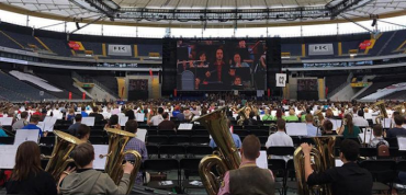 world's biggest orchestra frankfurt 2016