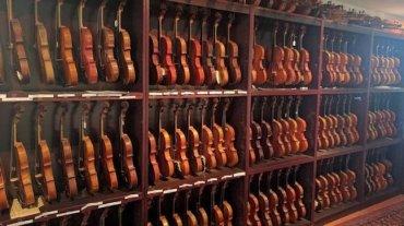 American Violins NPR