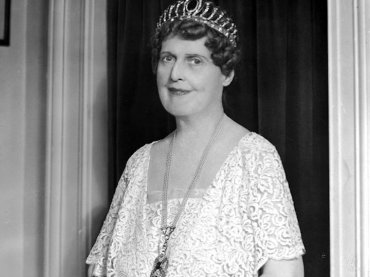 Florence Foster Jenkins in the 1920s GETTY IMAGES