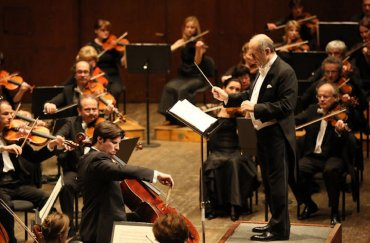 Ivan Fischer with Budapest Festival Orchestra