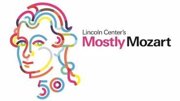 Mostly Mozart Festival logo
