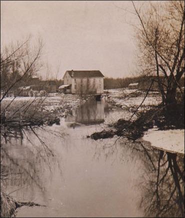 Token Creek mill