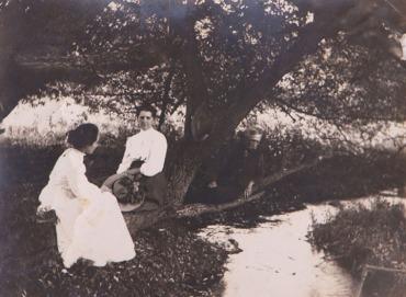 Token Creek picnic