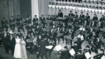 Beethoven in China 1959
