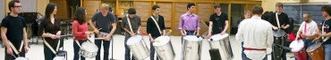 World Percussion Ensemble