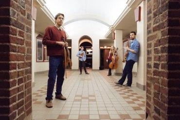 volta-quartet-l-r-willie-mclellan-ben-seeger-elizabeth-oar-alex-norris
