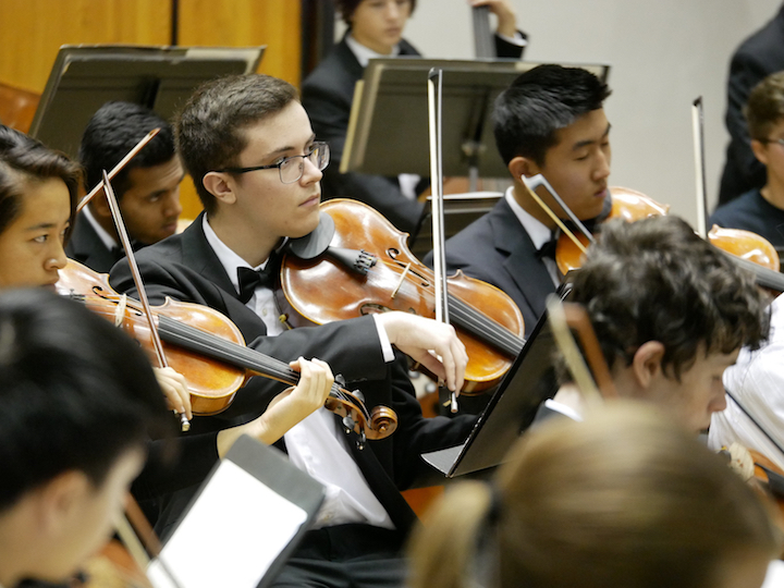 Classical music: On Saturday, concerto competition winners perform